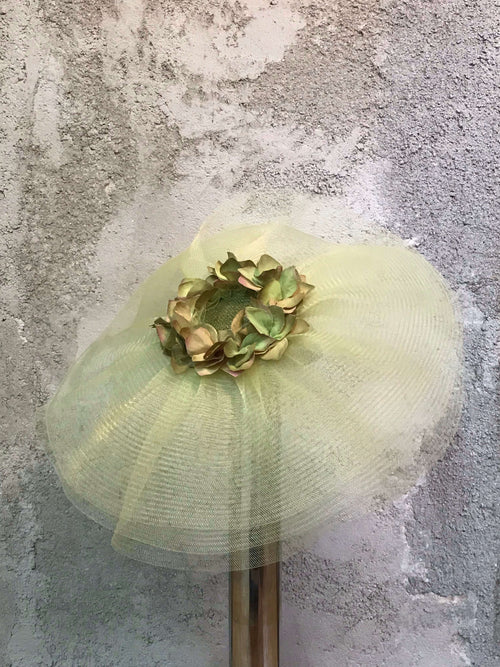Crin Headpiece/Tocado/Hat
