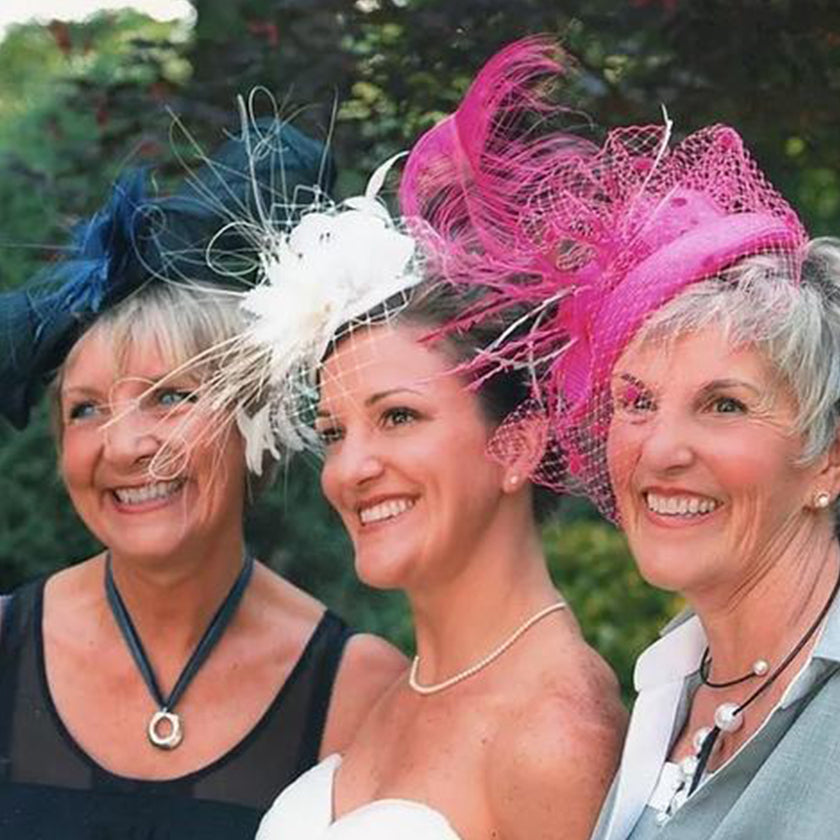Donna Hartley Millinery - Testimonial