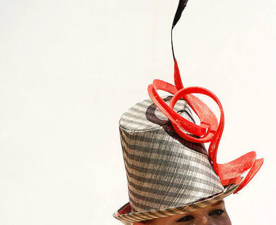 Chrome Class - Donna Hartley Millinery