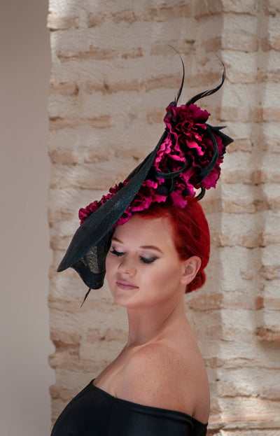 Delphic - Donna Hartley Millinery