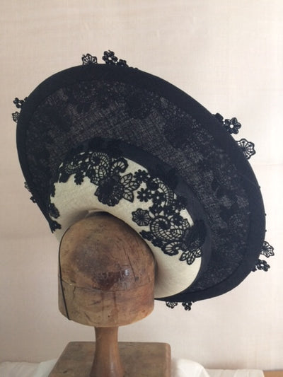 Tzarina - Donna Hartley Millinery