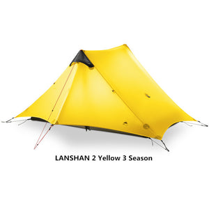 """LanShan""  1 or 2 Person Professional 3 & 4 Season Quality Tents"