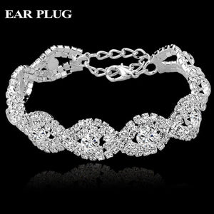 Luxury Fashion Crystal Bracelets For Women