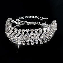 Load image into Gallery viewer, Luxury Fashion Crystal Bracelets For Women