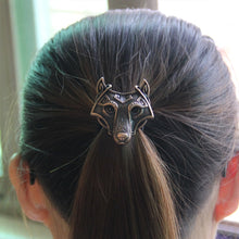 Load image into Gallery viewer, Vikings Wolf Elastic Hairband in 3 Colors