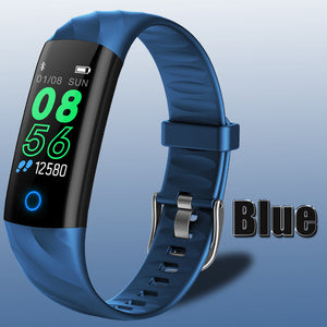 """LIGE"" UNISEX Smartwatch ! Wrist Band Heart Rate, Blood Pressure Oxygen Monitor, Sport Bracelet Waterproof Watch !"