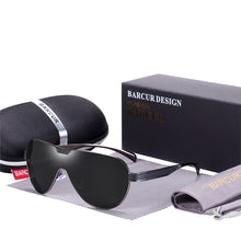 "Load image into Gallery viewer, ""BARCUR"" Designer Brand UNISEX Polarized Sunglasses ( Sports Eye-wear )"