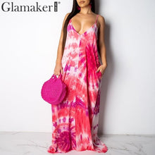 Load image into Gallery viewer, Glamaker Soft Long Robe Sexy Beach Dress