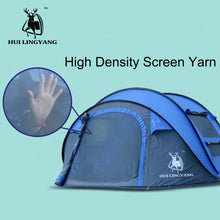 Load image into Gallery viewer, Automatic Pop Up Waterproof Tent !