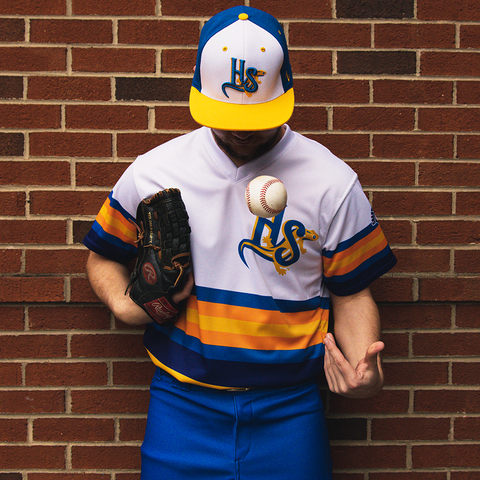 2020 New Holly Springs Salamanders Home Jersey