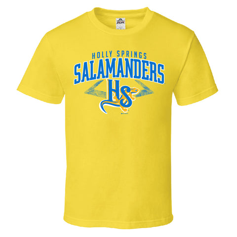 Holly Springs Salamanders Acebase Youth Tee