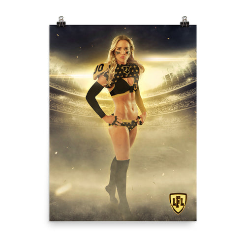 LFL Season 10 - Limited Edition Poster