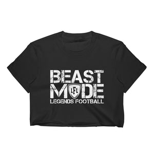 LFL Beast Mode Women's Crop Tee