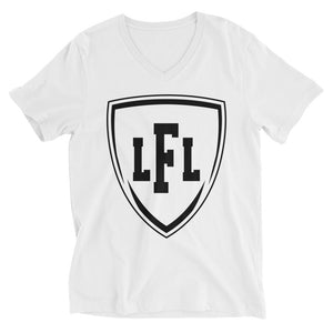LFL Shield Unisex V-Neck Tee