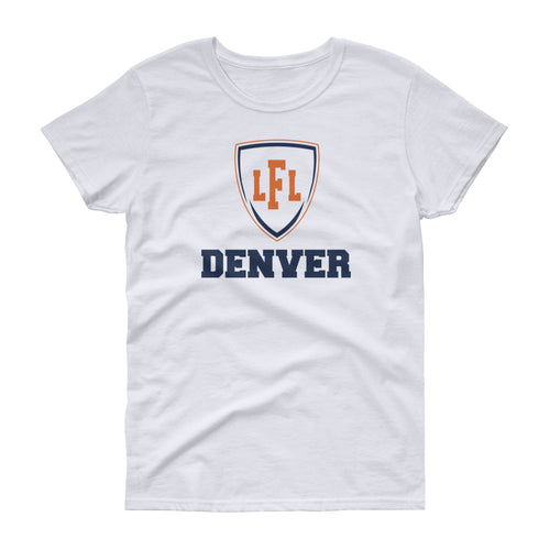 Denver Dream City Shield Women's Tee
