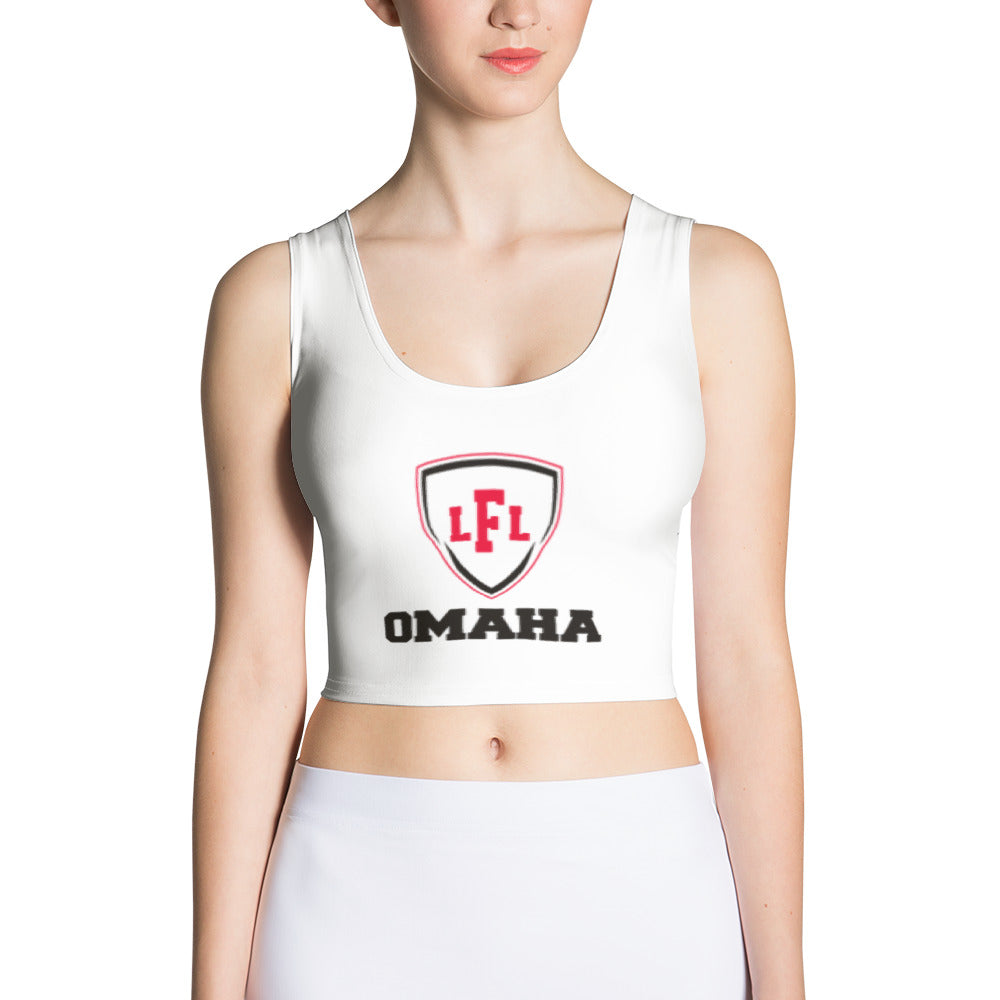 Omaha Shield Women's Crop Tank