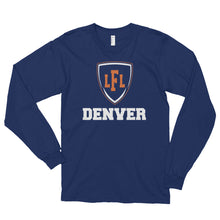 Load image into Gallery viewer, Denver Dream City Shield Unisex Long sleeve Tee