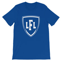 Load image into Gallery viewer, LFL Shield Unisex Crew Tee