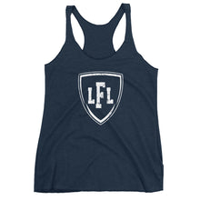 Load image into Gallery viewer, LFL Grunge Shield Women's Tank