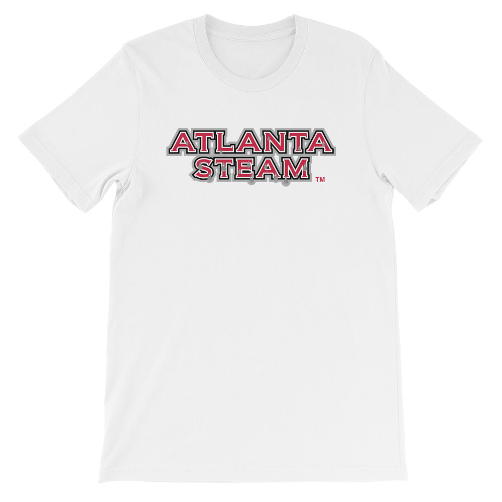 Atlanta Steam Team Logo Unisex Crew Tee
