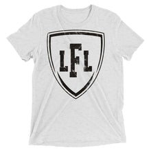Load image into Gallery viewer, LFL Grunge Shield Men's Crew Tee