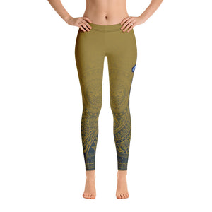 Nashville Knights Warrior Leggings