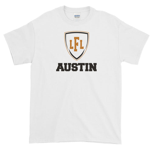 Austin Acoustic City Shield Men's Tee
