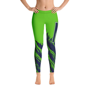 Seattle Mist Official Leggings