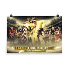 Load image into Gallery viewer, LFL 10TH Year Anniversary - Photo paper poster