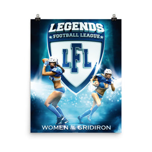 LFL Shield Photo Paper Poster