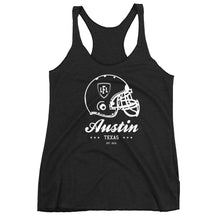 Load image into Gallery viewer, AUSTIN ACOUSTIC CITY HELMET WOMEN'S BLACK TANK