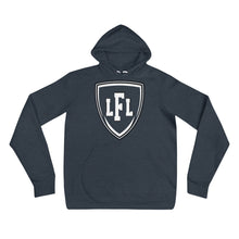 Load image into Gallery viewer, LFL Shield Unisex Pullover Hoodie