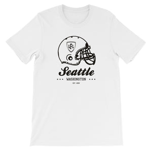 Seattle Mist City Helmet Men's Crew Tee