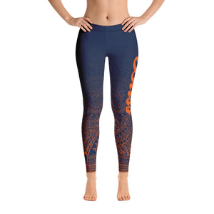 Chicago Bliss Warrior Leggings