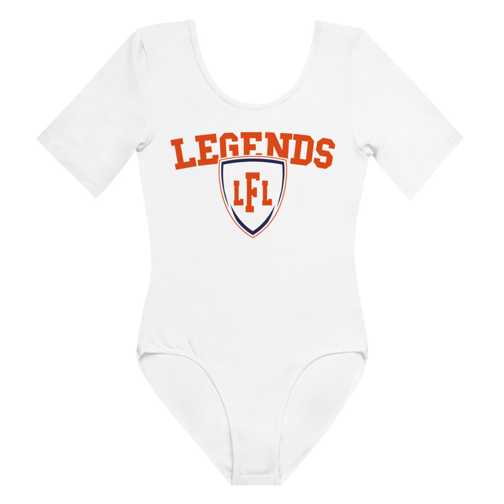 Chicago Bliss Legends Shield Short Sleeve Bodysuit