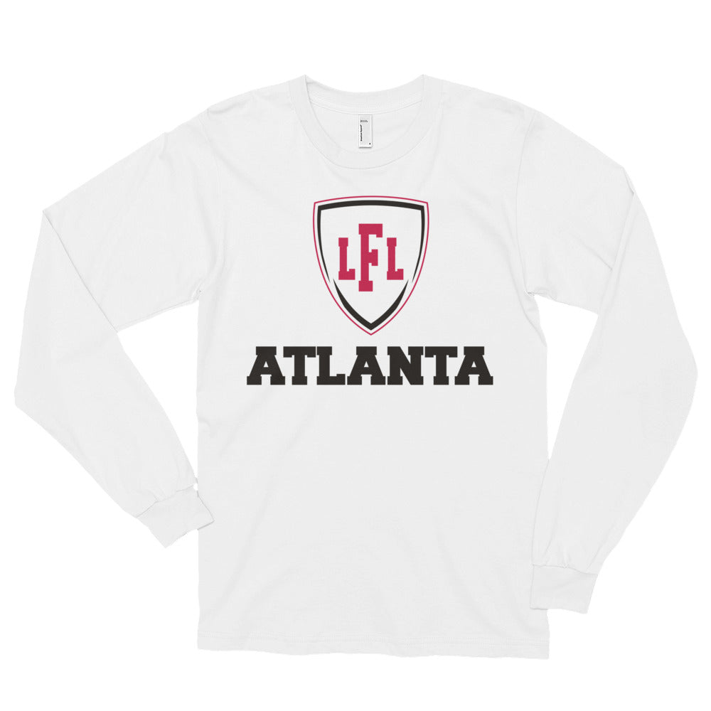 Atlanta Steam City Shield Unisex Long Sleeve Tee
