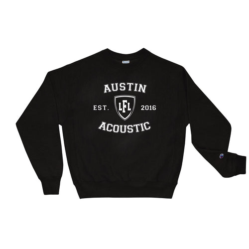 Austin Acoustic Champion Collegiate Men's Sweatshirt