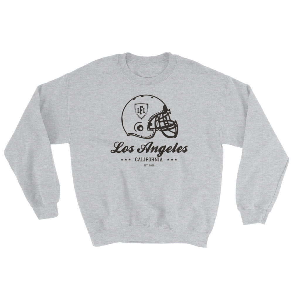 LA Temptation City Helmet Crew Sweatshirt