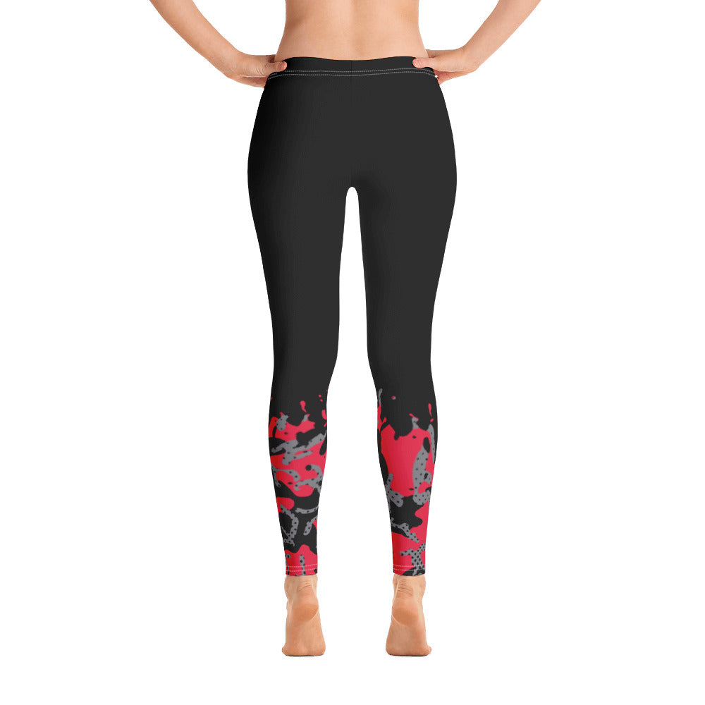 Atlanta Steam Season X Away Kit Leggings