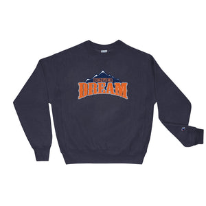 Denver Dream Team Logo Crew Sweatshirt