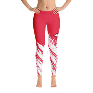 Omaha Heart Official Leggings