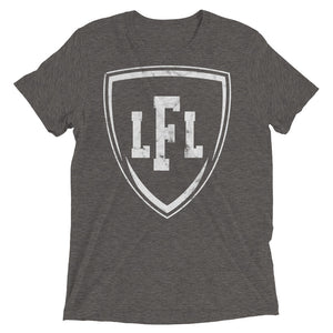 LFL Grunge Shield Men's Crew Tee