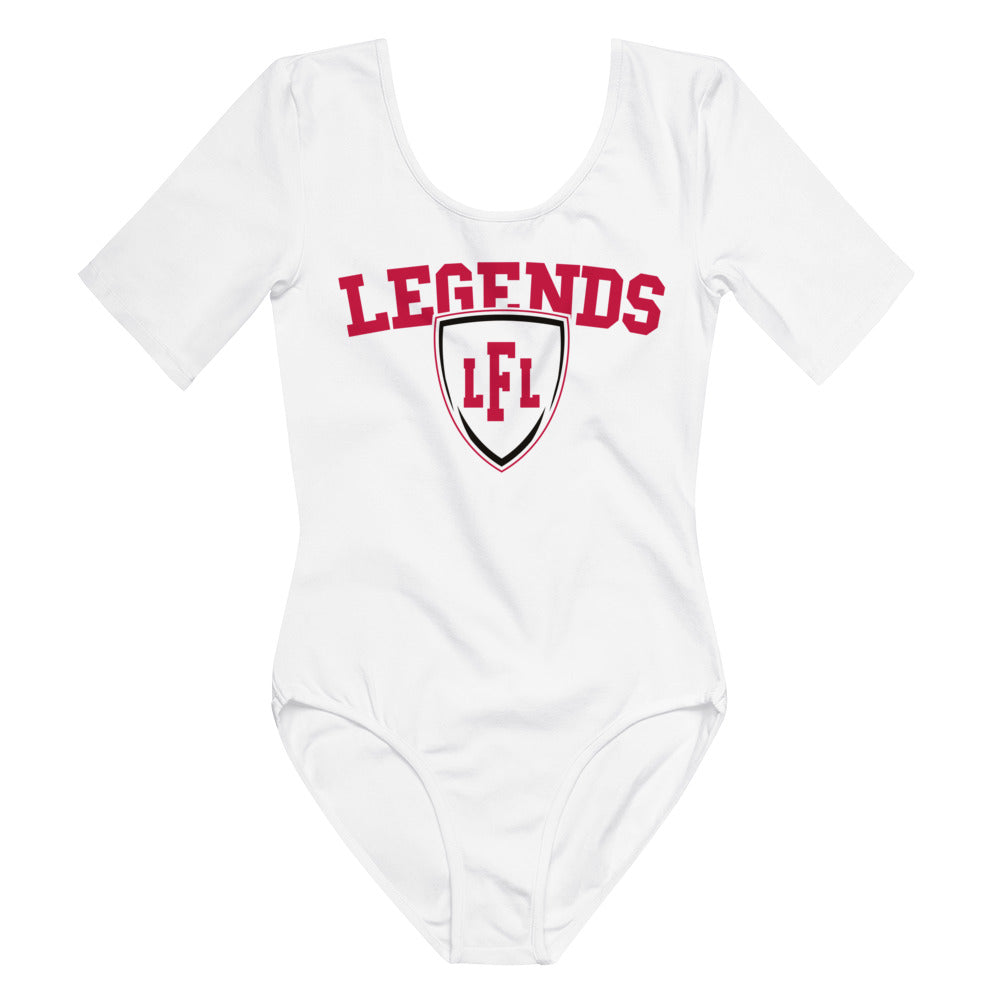 Atlanta Steam Legends Shield Short Sleeve Bodysuit