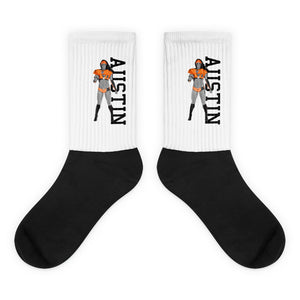 Austin Acoustic Player Socks - Unisex