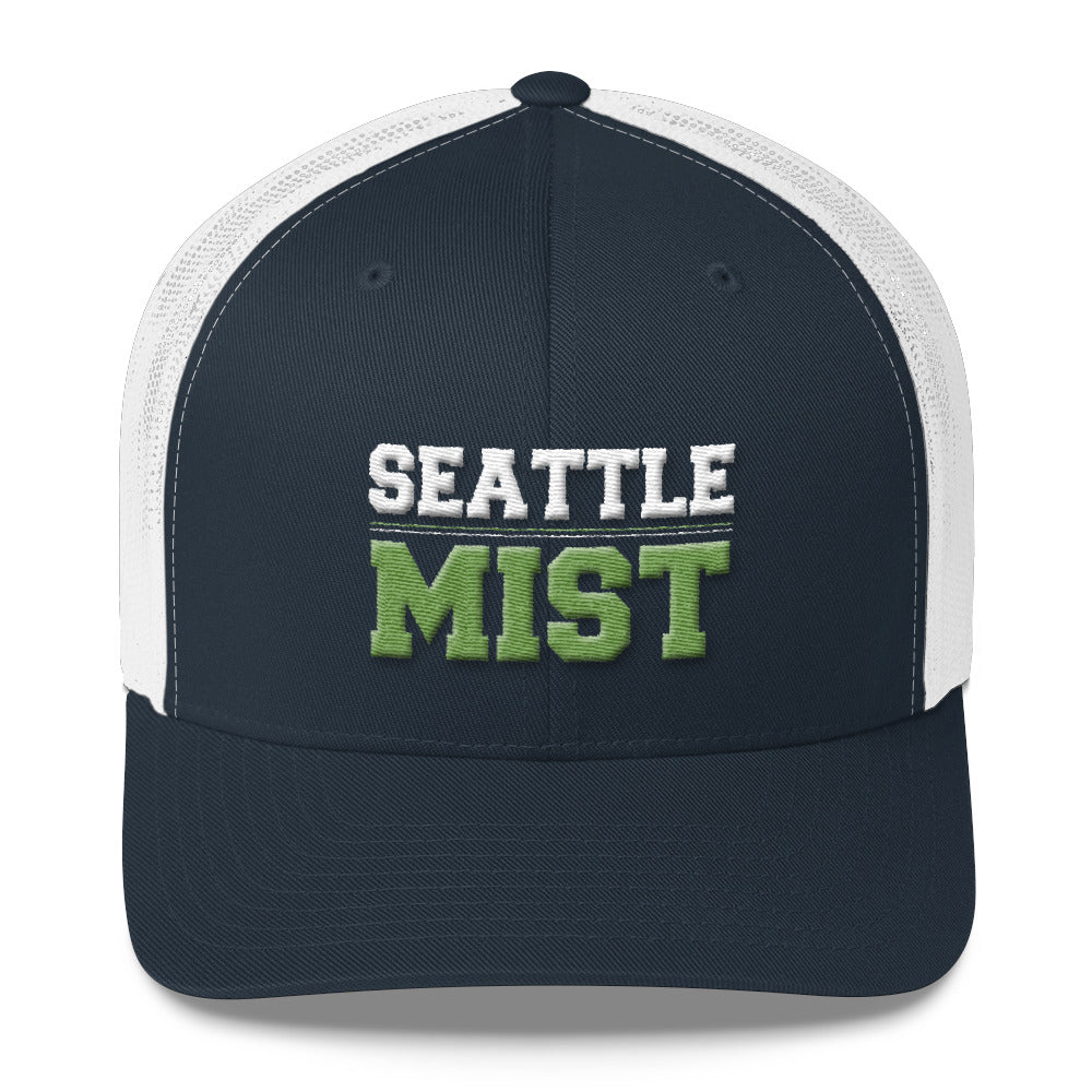 Seattle Mist - Trucker Cap