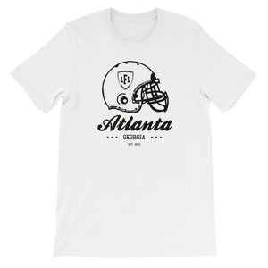 Atlanta Steam City Helmet Men's Crew Tee