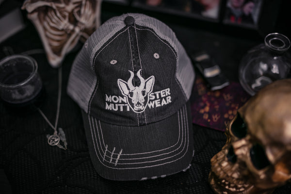 Monster Muttwear Trucker Hat