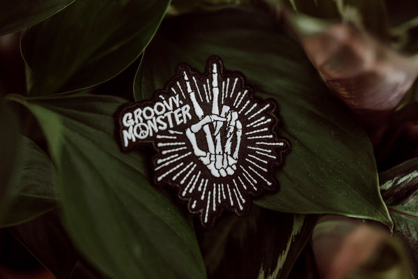 Groovy Monster Patch