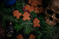 Snackula's Deadly Delights - Mini Gingerbread Biscuits
