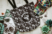 Monster Metalcore Tote Bag